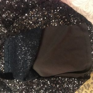 Muse Dresses - Key-hole Back Sequin Dress